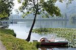 Italie, Lombardie, lac Del Piano
