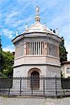 Baptistère de Lombardie, Bergame, Italie