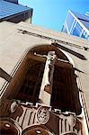 États-Unis, Illinois, Chicago, Eglise St Peter