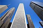 États-Unis, Illinois, Chicago, bâtiments