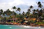 Aux États-Unis, Hawaï, l'île de Maui, côté mer