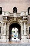 Palais de capitaine de l'Italie, Vérone,