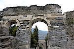 Aqueduc romain de Piémont, Susa, Italie