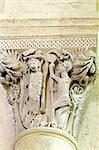 France, Burgundy, saint andoche de Saulieu basilica