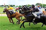 Barbados, horse racing