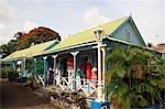 Barbados, clothes shop