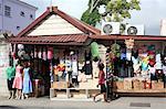 Barbados, Bridgetown, shops