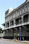 Barbados, Bridgetown, Mutual building