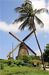Barbados, Morgan Lewis windmill
