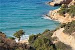 Bord de mer Grèce, Crète,