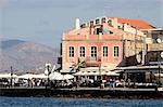 Greece, Crete, Chania, the port