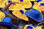 Barbade, cultures au festival