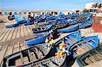 Maroc, Imessouane, le port