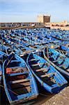 Morocco, Essaouira, the port