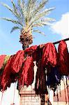Souk Maroc, Marrakech, nettoyeurs à sec