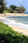 États-Unis, Hawaï, l'île de Oahu, côte est