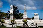 Mala'ekula Royal Tombs, Nuku'alofa, Tongatapu, Kingdom of Tonga