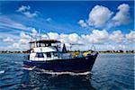 Deep Blue Cruises Boat, Nuku'alofa, Tongatapu, Kingdom of Tonga