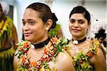 Traditional Dancers at Tonga National Cultural Centre, Nuku'alofa, Tongatapu, Kingdom of Tonga