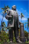 Reverend Shirley Baker Monument, Pangai Cemetery, Lifuka, Ha'apai, Kingdom of Tonga