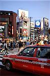 Omotesando Street Scene, Tokio, Kanto, Honshu, Japan