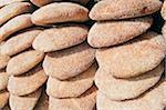 Bread for Sale in Souk, Medina, Marrakech, Morocco
