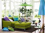 A livingroom, Sweden.
