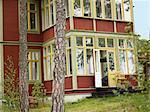 A house, Sweden.