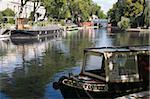 Little Venice, Paddington, London, England, United Kingdom, Europe