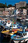 La Marina Piccola (petit port de plaisance), Sorrento UNESCO World Heritage Site, Campanie, Italie, Europe