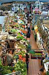 Mercado San Juan de Dios Markt, Guadalajara, Mexiko, Nordamerika