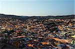 Guanajuato, UNESCO World Heritage Site, Guanajuato state, Mexico, North America