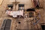 Dans les rues de Tivoli, Latium, Italie, Europe