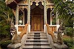 Wat Chai Phra Kiat, Chiang Mai, Chiang Mai Province, Thailand, Southeast Asia, Asia