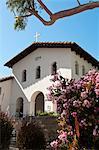 Old Mission San Luis Obispo de Tolosa, San Luis Obispo, California, United States of America, North America
