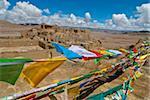 L'ancien Royaume de Gugé dans la partie la plus occidentale du Tibet, Chine, Asie