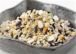 Seize grains
