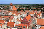 Catherdral, Greifswald, Mecklenburg-Western Pomerania, Germany
