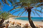 Vai Beach, East Coast,Crete, Greece