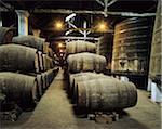 The Casa do Douro wine cellars, Regua, Portugal