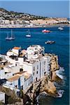 Saturday Penya, Eivissa, Ibiza, the Balearic Islands, Spain