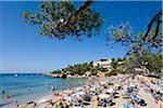 Portinatx, Ibiza, Balearen, Spanien