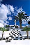 Monumento al Campesino in San Bartolome, Lanzarote, Canary Islands, Spain