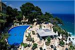 Hotel Cap Roig, Costa Brava, Katalonien, Spanien