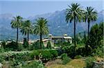 Botanischer Garten, Soller, Mallorca, Balearen, Spanien