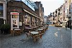 Historique Town Centre, Aix-la-chapelle, Rhénanie du Nord-Westphalie, Allemagne