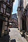 Centre ville historique, Limburg an der Lahn, Hesse, Allemagne