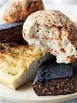 Bread, close-up, Sweden.