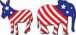 American political election - Republicans vs. Democrats - who will win?
