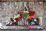 Shrine, El Santuario de Chimayo, Chimayo, New Mexico, USA